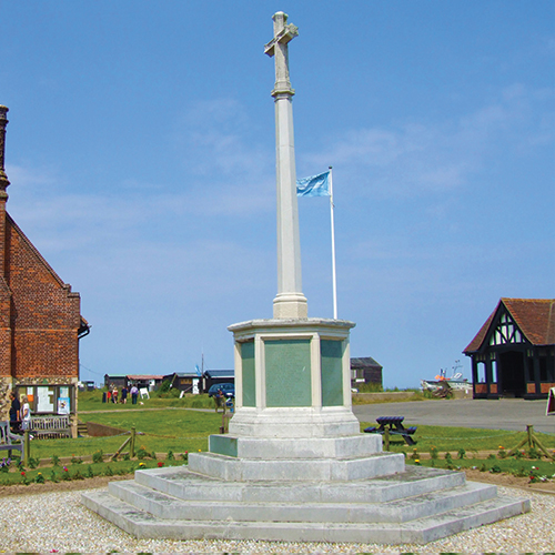 Aldeburgh War memorial