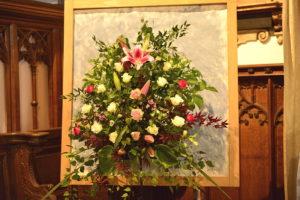 All Saints Church Maldon, Flower Festival