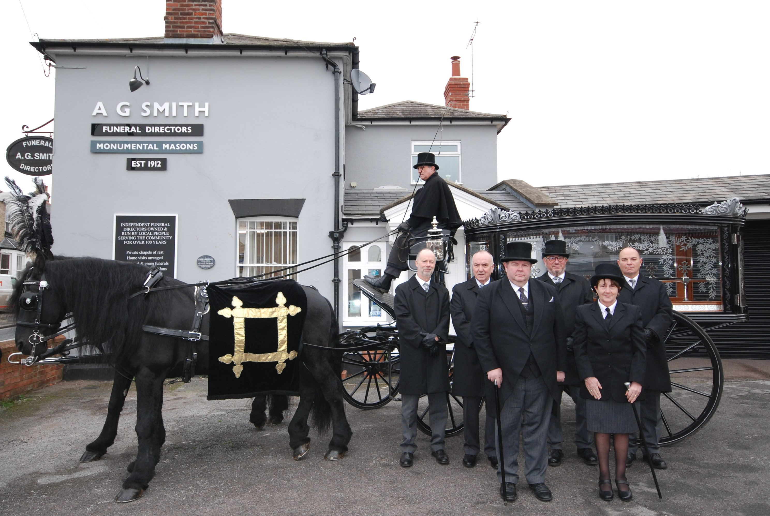 A.G. Smith Funeral Directors Maldon